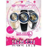 นาฬิกา Nico - Nozomi - Kotori screen LED watch