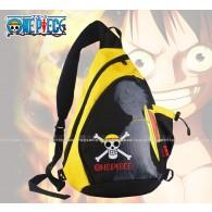 กระเป๋าทรงสามเหลี่ยม Luffy