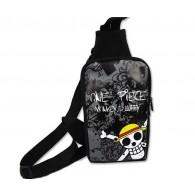กระเป๋าสะพาย Messenger Bag ลูฟี่ วันพีช
