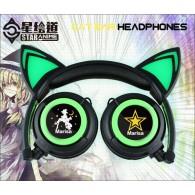 หูฟังแมว Marisa (มี2แบบ)