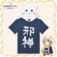 เสื้อยืดแมว Cosplay  Mashiro Arisaka