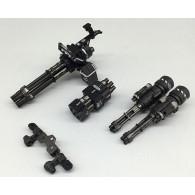 Metal Slug tank weapon kit