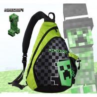 กระเป๋าทรงสามเหลี่ยม Minecraft Game