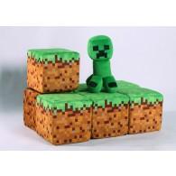 หมอนอิง Minecraft (30cm)
