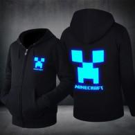 Minecraft Game Hoodie NO.3 (มี7แบบ)