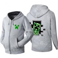 Minecraft Game Hoodie NO.4 (มี2แบบ)