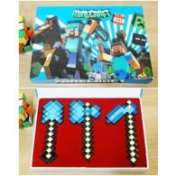 Boxset Minecraft Tools