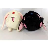 ตุ๊กตา โมโคน่า โมโดกิ สีขาว และ สีดำ