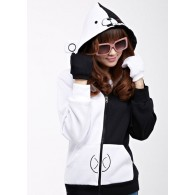 เสื้อกันหนาวมีฮูู้ด Monokuma Bear (แถมฟรีถุงมือ)