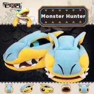 หมอนหลับงีบหัวมังกร Monster Hunter