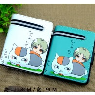 กระเป๋าสตางค์ Natsume Yuujinchou San แบบที่5 (มี2สี)