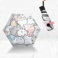 ร่ม แมว Neko Atsume