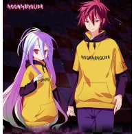 No Game No Life Hoodie (แบบที่ 2)