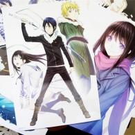 Set Poster Noragami