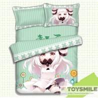 Set ชุดปูเตียง Northern Princess 4 ชิ้น (มี3ขนาด)