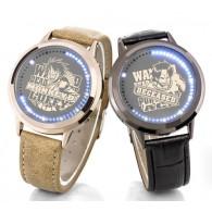 นาฬิกาวันพีซ Touch screen LED watch