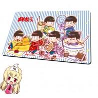 Playmat Osomatsu-san แบบที่2