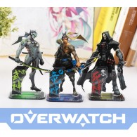 Overwatch acrylic character stand
