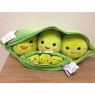 ถั่ว Peas in a Pod 19 นิ้ว