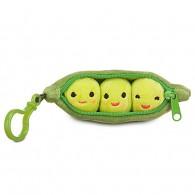 พวงกุญแจ ถั่ว Peas in a Pod 5 นิ้ว