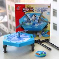 เกมส์ Penguin Trap (ทุบน้ำแข็ง)