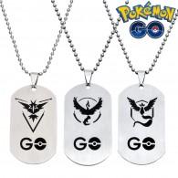 Pokemon Go Team Dog Tag