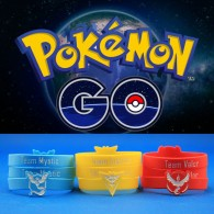 Pokemon Go Team wristband