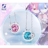 Ram Rem Lucky Stone Necklace