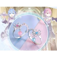 Ram Rem Re:Zero Lucky Stone Ring