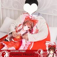 ผ้าห่มสอดมือ Reimu Hakurei