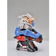RX-93 HI-V Gundam Head Desktop Model 1/35