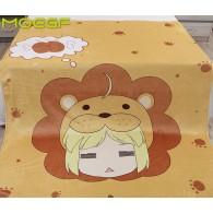 ผ้าห่ม Saber Lion (มี2size)