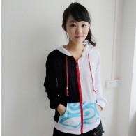 เสื้อยืดมีฮู้ดแขนยาว Sakata Gintoki