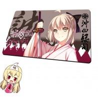 Playmat Sakura Saber