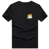 เสื้อยืด Shiba inu (แบบที่ 4)