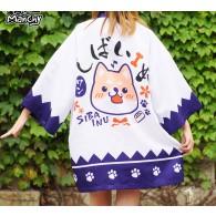 เสื้อคลุมยูกาตะ Shiba Inu