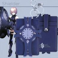 ที่ใส่บัตรและพวงกุญแจ Shielder Mashu