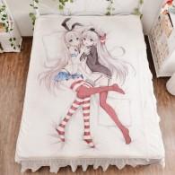 ผ้าห่ม Shimakaze x Amatsukaze (150x200cm)