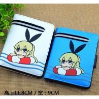 กระเป๋าสตางค์ Shimakaze แบบที่3 (มี2สี)