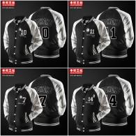Slam Dunk Jacket (รวม สีดำ-ขาว)