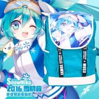 กระเป๋าเป้สะพายหลัง  Snow Miku 2016