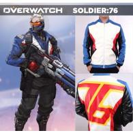 เสื้อ Jacket Soldier:76 (แบบหนัง)