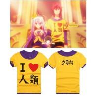 เสื้อยืดแขนสั้น Sora