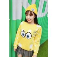 เสื้อกันหนาว Spongebob