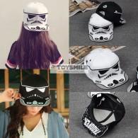 หมวก Stormtrooper snapback (มี2สี ขาว/ดำ)