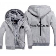 เสื้อกันหนาวแบบหนามาก Sword Art Online (แบบที่ 1)
