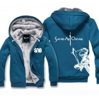 เสื้อกันหนาวแบบหนามาก Sword Art Online (แบบที่ 5)