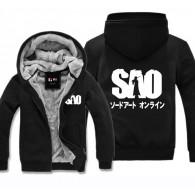 เสื้อกันหนาวแบบหนามาก Sword Art Online (แบบที่ 6)