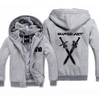 เสื้อกันหนาวแบบหนามาก Sword Art Online (แบบที่ 7)