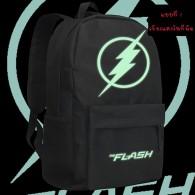 กระเป๋าเป้ The Flash เรืองแสง (มี2แบบ)